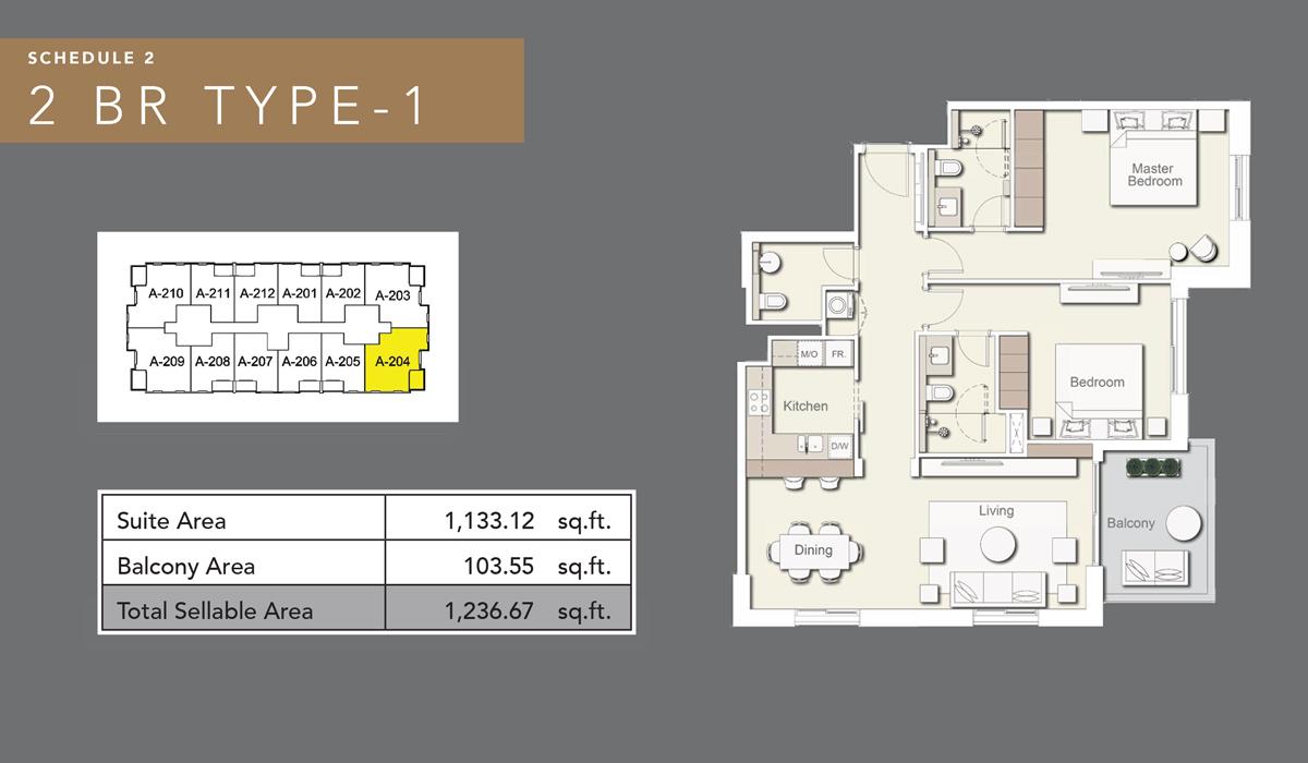 Wilton Terraces Residences