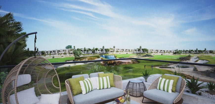 Melrose Golf Villas by DAMAC