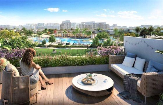 The Pulse Beachfront Villas by Dubai South