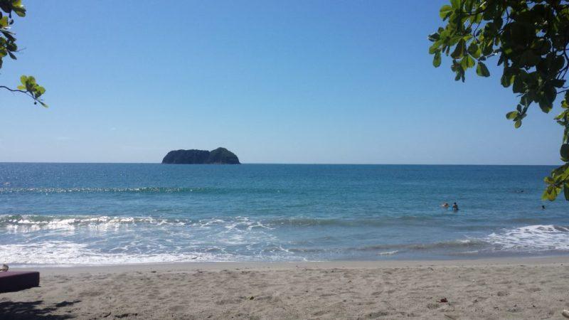 Private Beach In Costa Rica