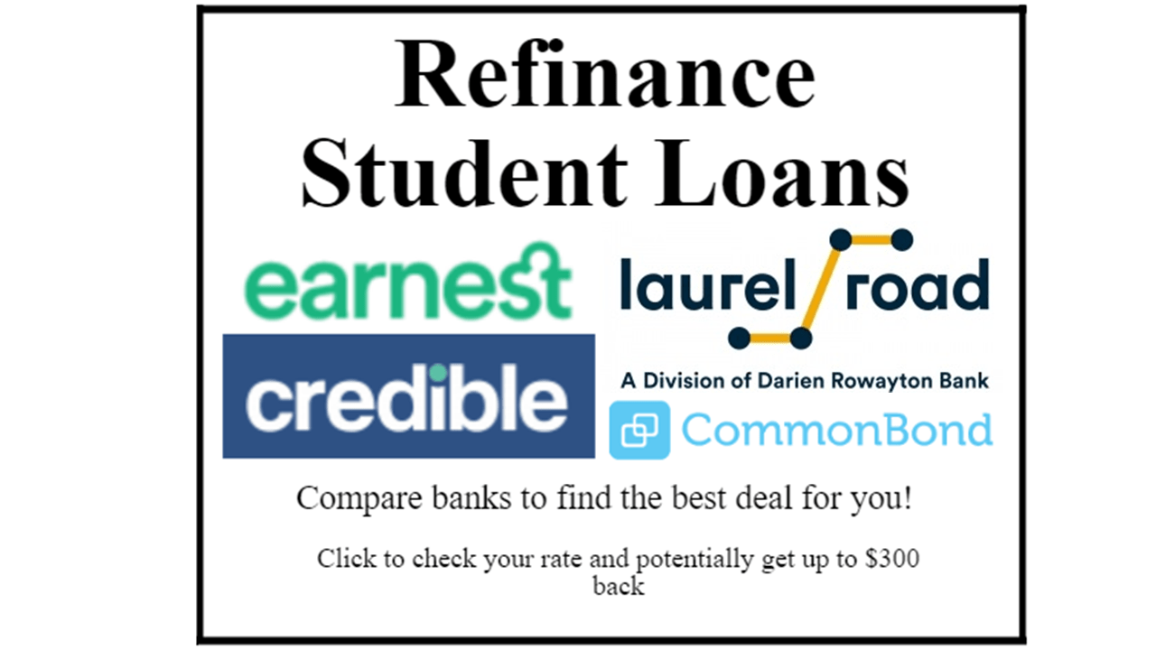 refinance your student loans