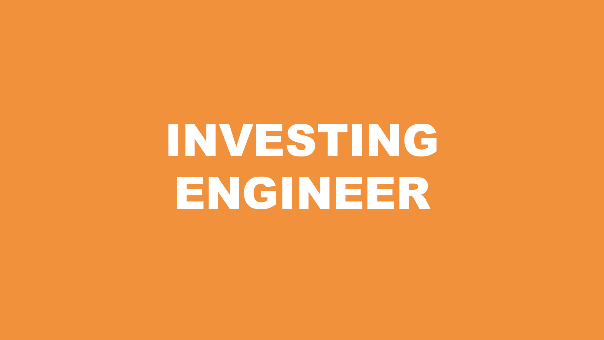 investing engineer ph