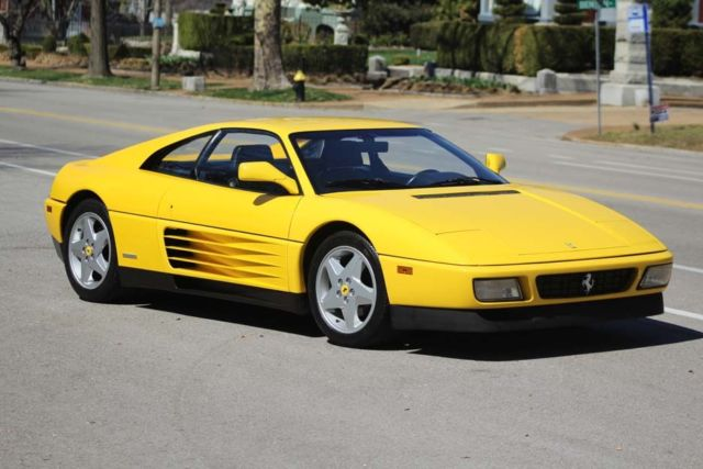Ferrari 348 Tb Ts Invest In Classic Cars Today Investingunion
