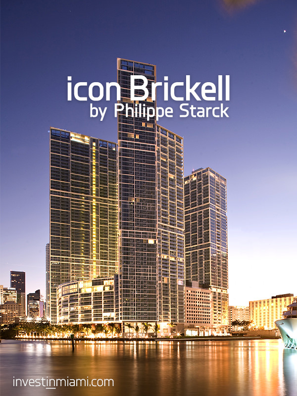 icon brickell luxury by philippe starck