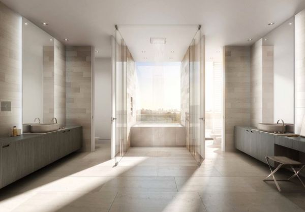 Ritz Carlton Miami Beach Bathroom. Ritz Carlton Villas by Piero Lissoni   investinmiami com