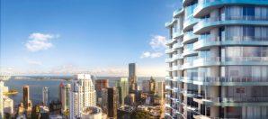 Brickell Flatiron East View