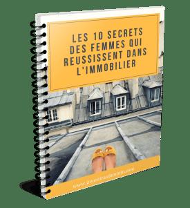 Les 10 secrets des femmes qui réussissent dans l'immobilier