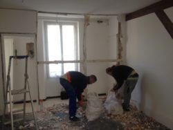 rénover un appartement