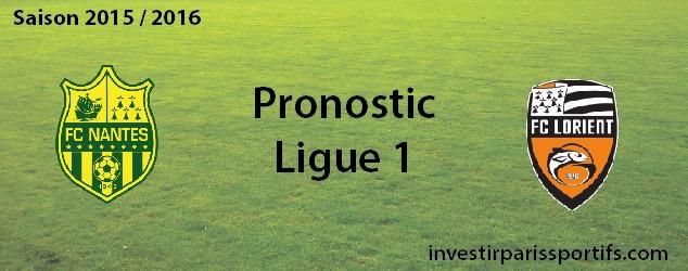 Pari n°55 – Nantes / Lorient – Ligue 1