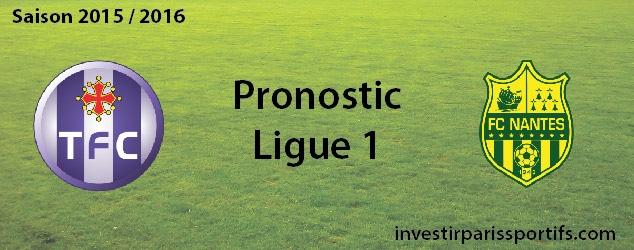 Pari n°53 – Toulouse / Nantes – Ligue 1