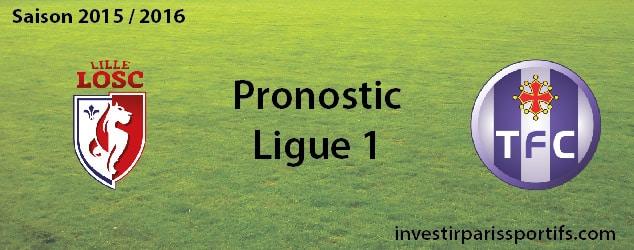 Pari n°65 – Lille / Toulouse – Ligue 1
