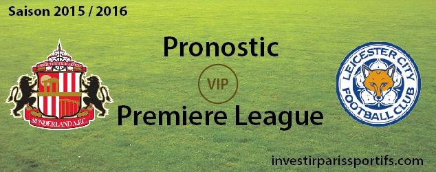 [VIP] Pari n°69 – Sunderland / Leicester – Premiere League – Déverrouillé