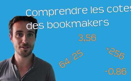 Comprendre les cotes des bookmakers dans le monde