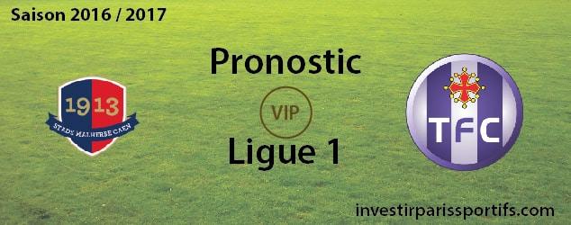 [VIP] Pari n°22 – Caen / Toulouse – Ligue 1 [Déverrouillé]