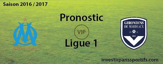[VIP] Pari n°33 – Marseille / Bordeaux – Ligue 1 [Déverrouillé]