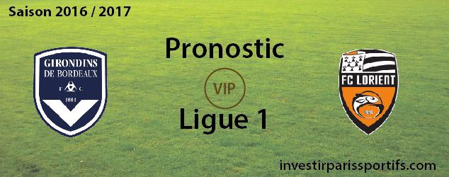 [VIP] Pari n°34 – Bordeaux / Lorient – Ligue 1 [Déverrouillé]