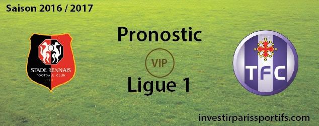 [VIP] Pari n°39 – Rennes / Toulouse – Ligue 1