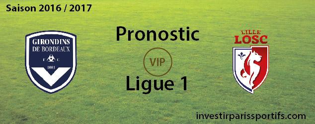 [VIP] Pari n°43 – Bordeaux / Lille – Ligue 1 [Déverrouillé]