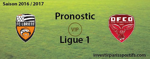 [VIP] Pari n°57 – Lorient / Dijon – Ligue 1 [Déverrouillé]