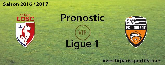 [VIP] Pari n°66 – Lille / Lorient – Ligue 1 [Déverrouillé]