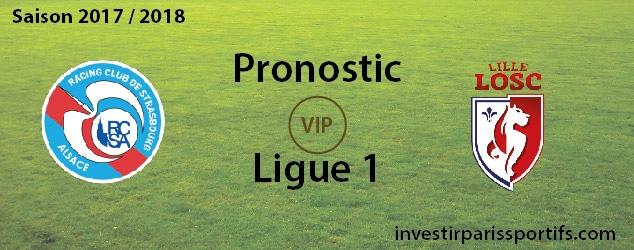 Pronostic investirparissportifs.com - Investir paris sportifs Strasbourg Lille