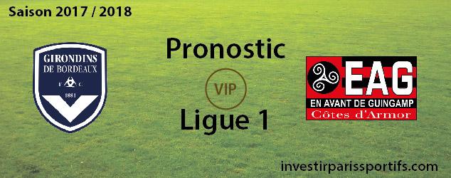[VIP] Pari n°24 – Bordeaux / Guingamp – Ligue 1  [Déverrouillé]