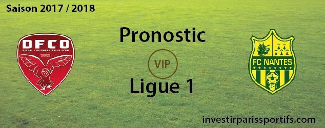 [VIP] Pari n°41 – Dijon / Nantes – Ligue 1 [Déverrouillé]