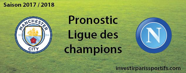 [Public] Pari n°3 – Manchester City / Naples – Ligue des champions
