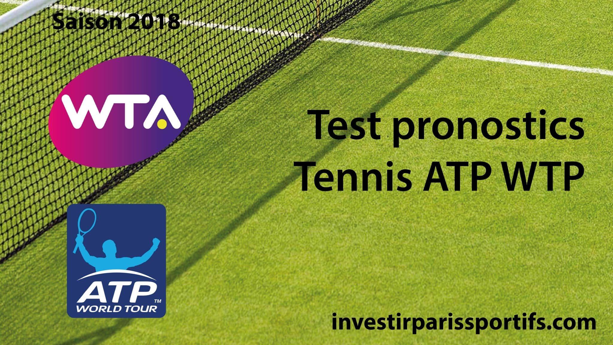 [Test Tennis] Pronostics ATP WTA Saison 2018