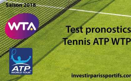 Pronostic investirparissportifs.com - Investir paris sportifs Tennis ATP WTA