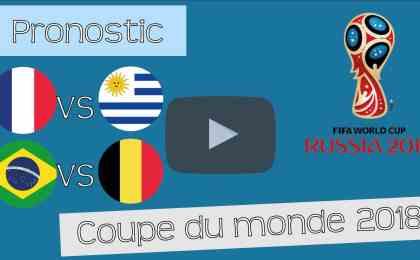 Pronostic investirparissportifs.com - Investir paris sportifs Uruguay France Brésil Belgique