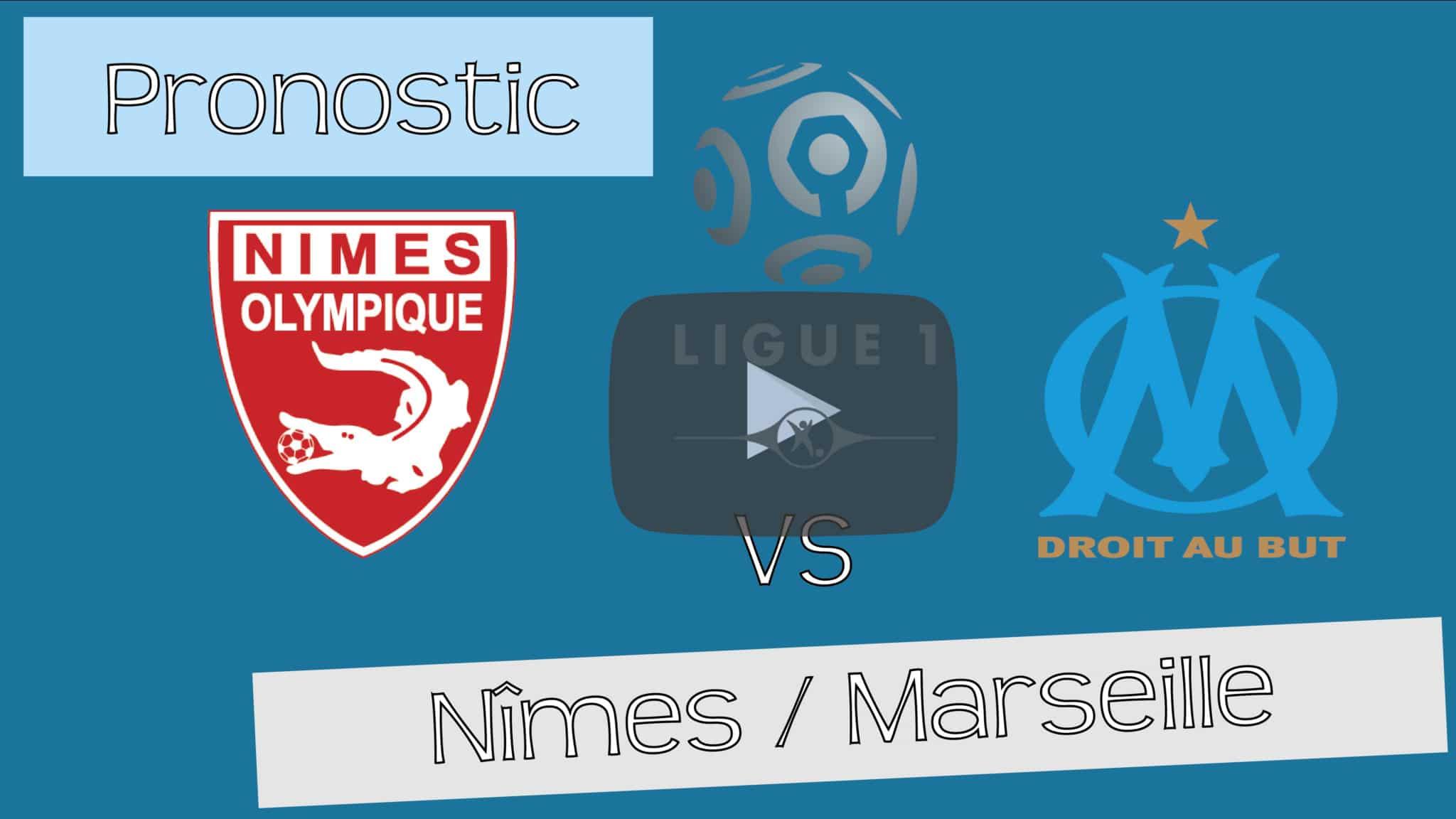 [VIP->Public] Pronostic 7 – Nîmes / Marseille – Ligue 1