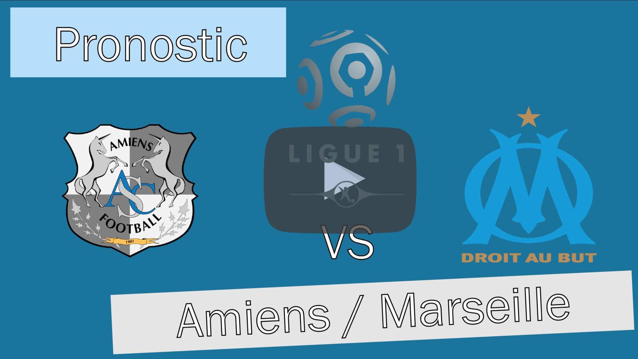 [VIP->Public] Pronostic 75 – Amiens / Marseille – Ligue 1
