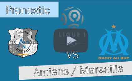 Pronostic investirparissportifs.com - Investir paris sportifs Amiens Marseille
