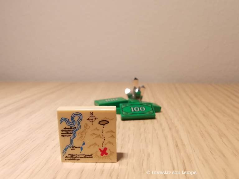 Lego chemin indépendance financière