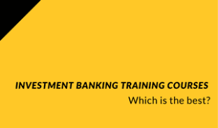 investment banking training course logo