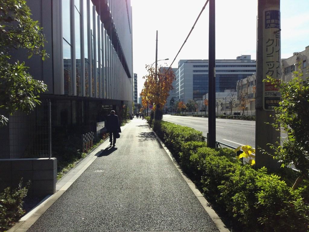 道端の写真