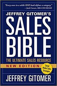 The Sales Bible The Ultimate Sales Resource, New Edition by Jeffrey Gitomer