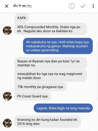 kapa investment scam