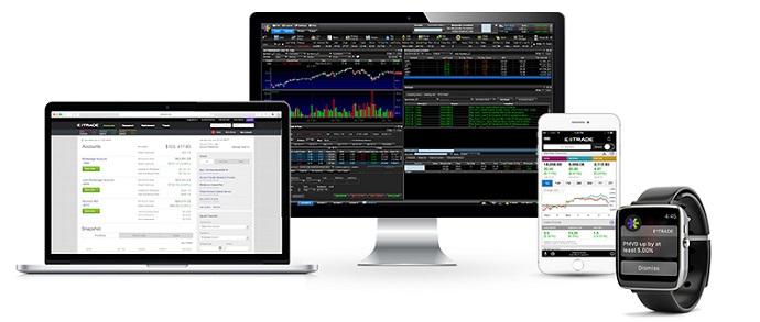 ETrade Online Stock Trading Platform