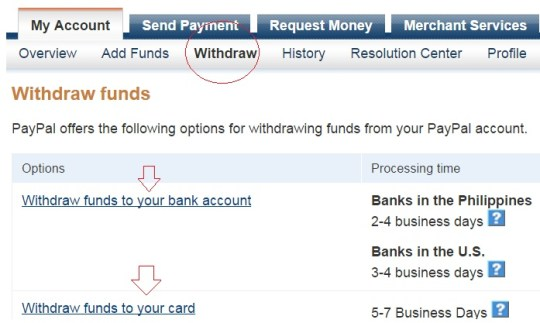 How to Send Money from PayPal to Bank Account