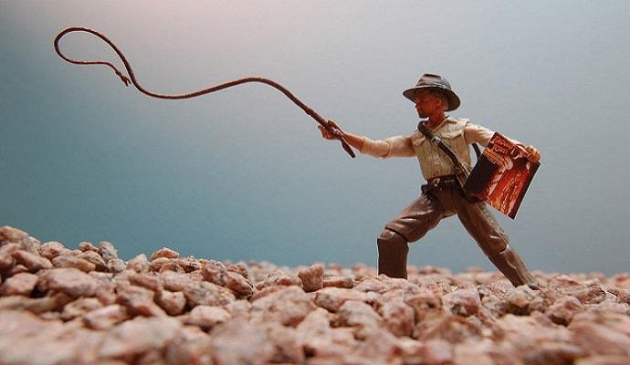 How to Do Everything Like Indiana Jones