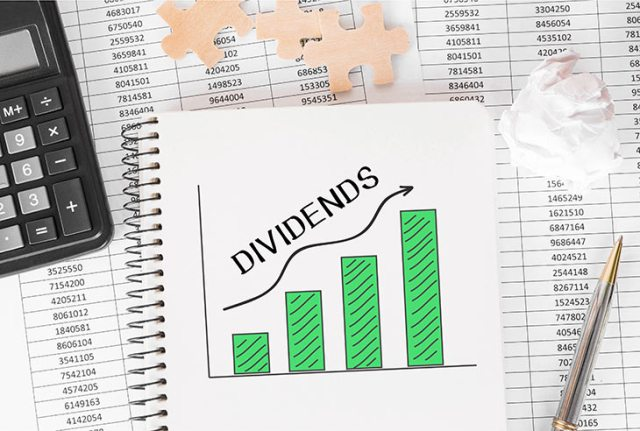 which shares pay dividends?