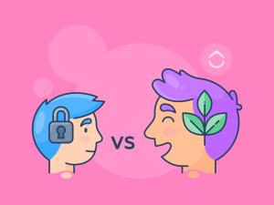 Invest Mindset vs Fixed Mindset