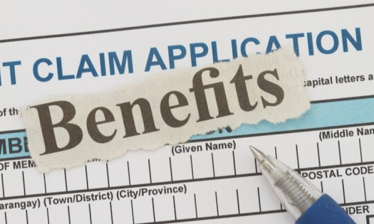 how to claim benefits