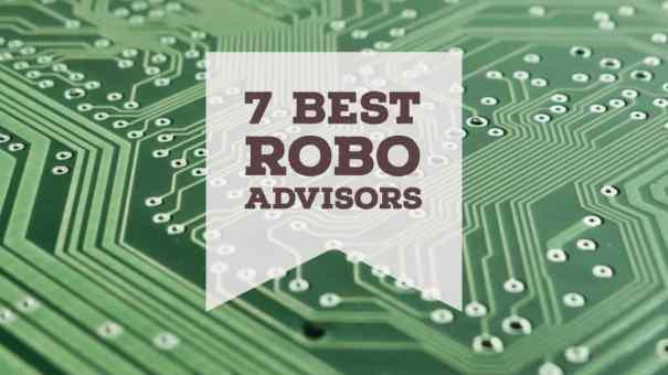 7 best robo advisors