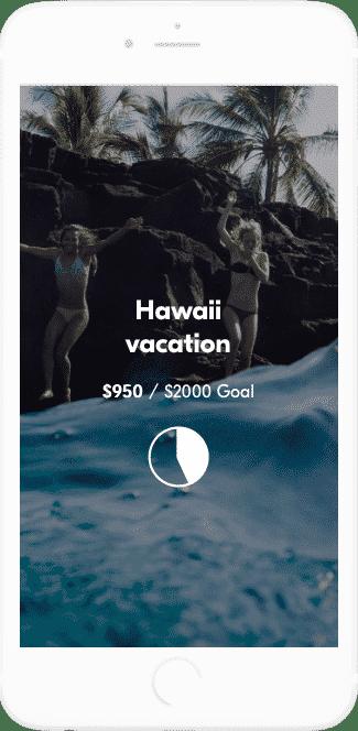 qapital hawaii vacation