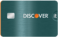 discover it cash credit card-spruce