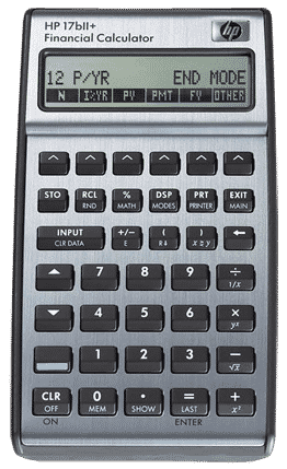 Hp virtual calculator