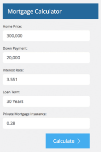 new american funding mortgage calculator